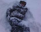So viel Schnee!!!