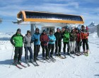 Skiweekend der Männer auf dem Stoos