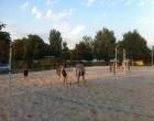 Sommerprogramm: Volleyball im Strandbad