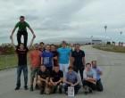 Turnreise der Aktiven in München