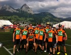 Turnfest Schwyz der Aktiven