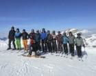 Skiweekend Aktive auf dem Jochpass