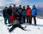 Skiweekend der Aktiven in Meringen-Hasliberg