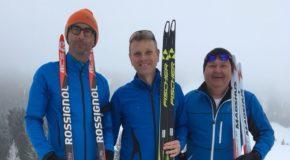 Trainingslager für den Engadin Skimarathon